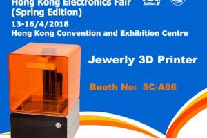Hong Kong Electronics Fair April 13-16 2018