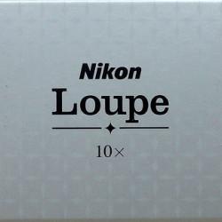 Nikon Triplet Loupe