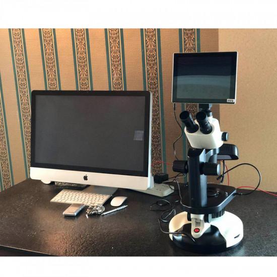 Professional Trinocular Stereo Microscope MOTIC SMZ-161