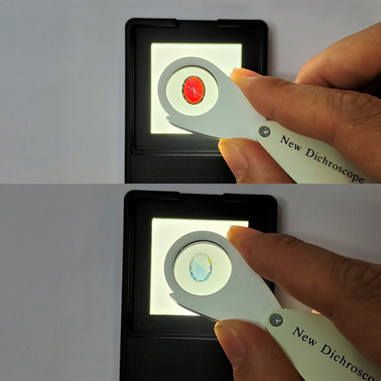 London New Polarizing Dichroscope