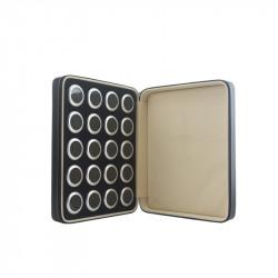 Gem Display Jar with Pouch