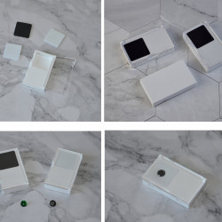 Acrylic Diamond & Gemstone Display BOX