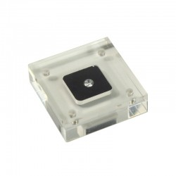 Clear Case Dispaly Box With Black Foam