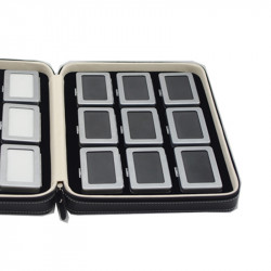 Display Boxes for Loose Stones with pouch