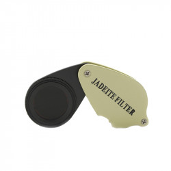 Jadeite chelsea filter for GEM Testing