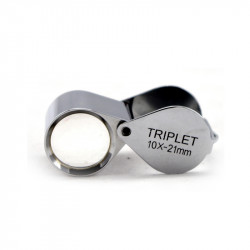 Diamond Loupe-Triplet,Lens Diameter 18mm