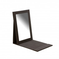 Leather Mirror-large size