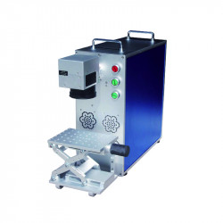 Mini Fiber Laser Machine