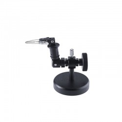 Multi-Positioning Gem Clip for Digital Microscopes