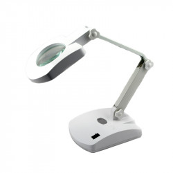 Portable Magnifying Fluorescent Lamp