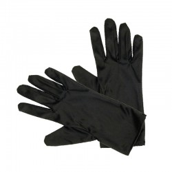 Special gloves for jewelry-Black