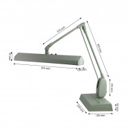 "Floating Arm"" Jeweler's Fluorescent Lamp"