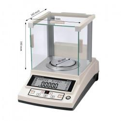 New Carat Scales--700ct. Auto Calibration