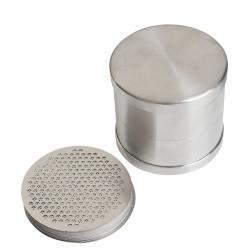 Ultra-thin design- Diamond super Sieves set-75 plates